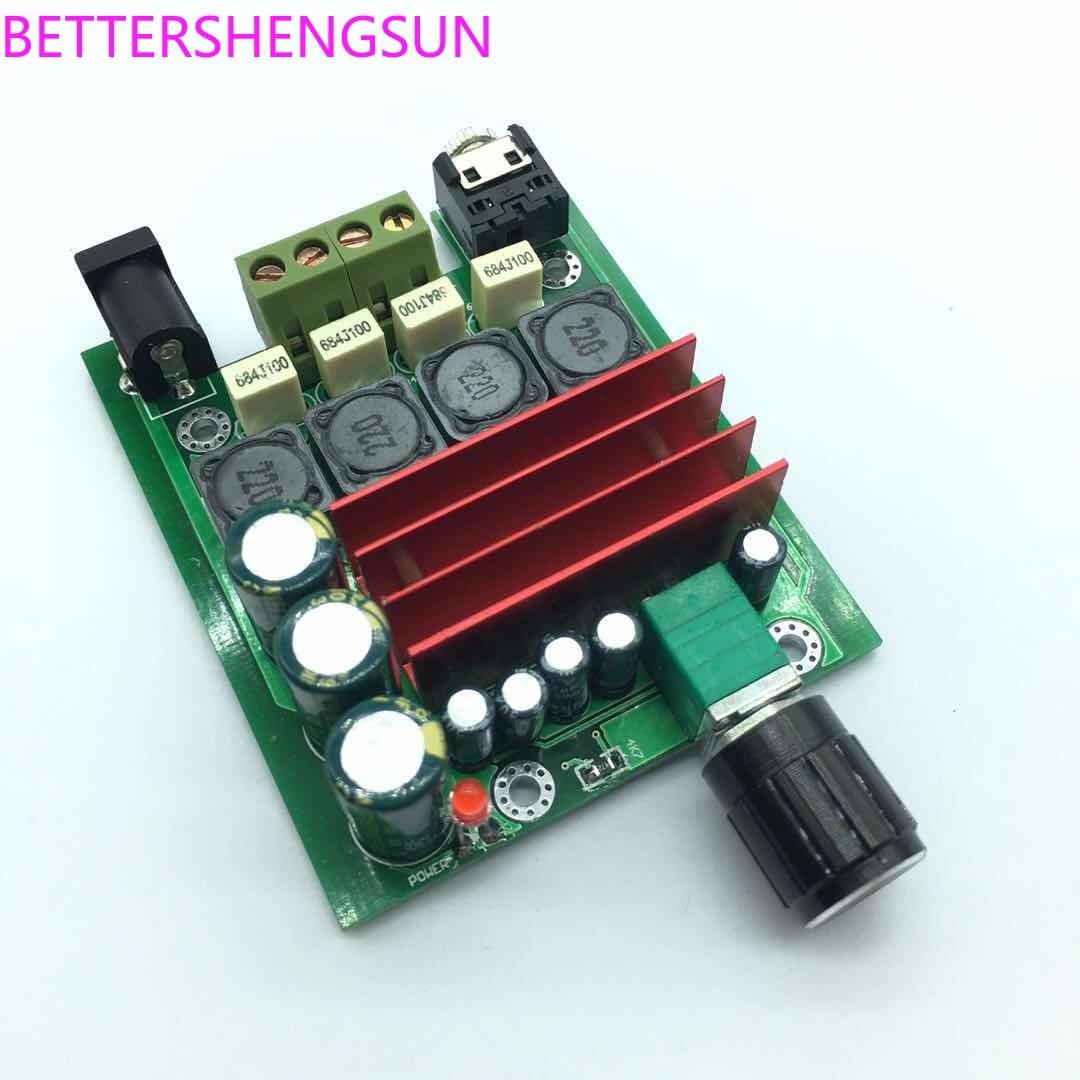 2.0 HIFI TPA3116 Digital Power Amplifier TPA3116D2 Power Amplifier