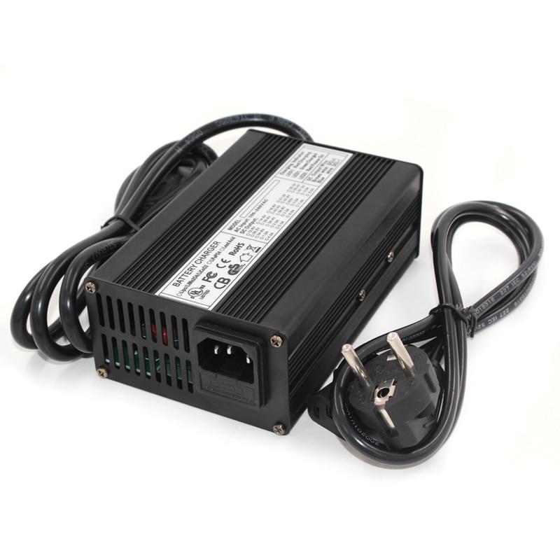 Support Lipo 48 V 2 A DCJ5.5 Chargeur de batterie pour batteries au lithium 54 V Max Output