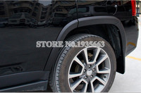 For Jeep Compass Full Size Fender Flares Wheel Arch Guard Trim 2011 2015 10pcs