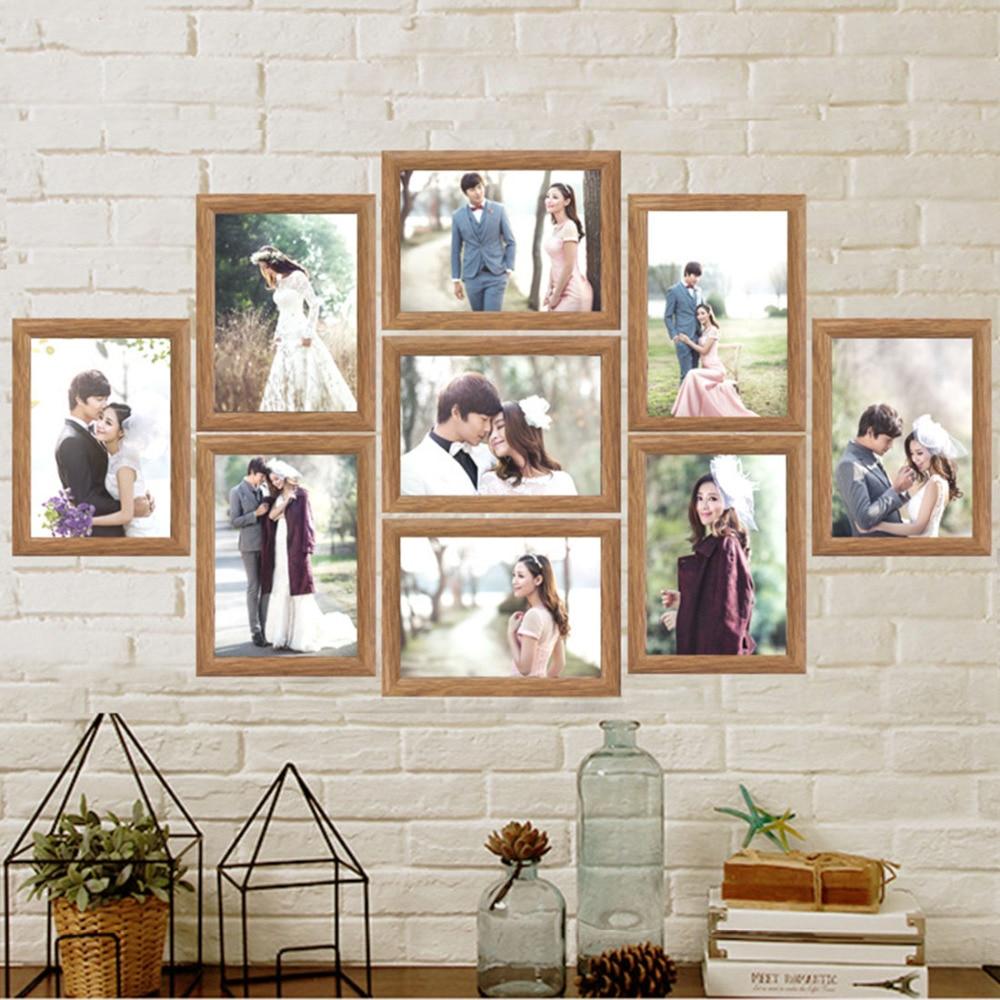 Tienda Online Collage marco foto marco conjunto de colgante foto de ...