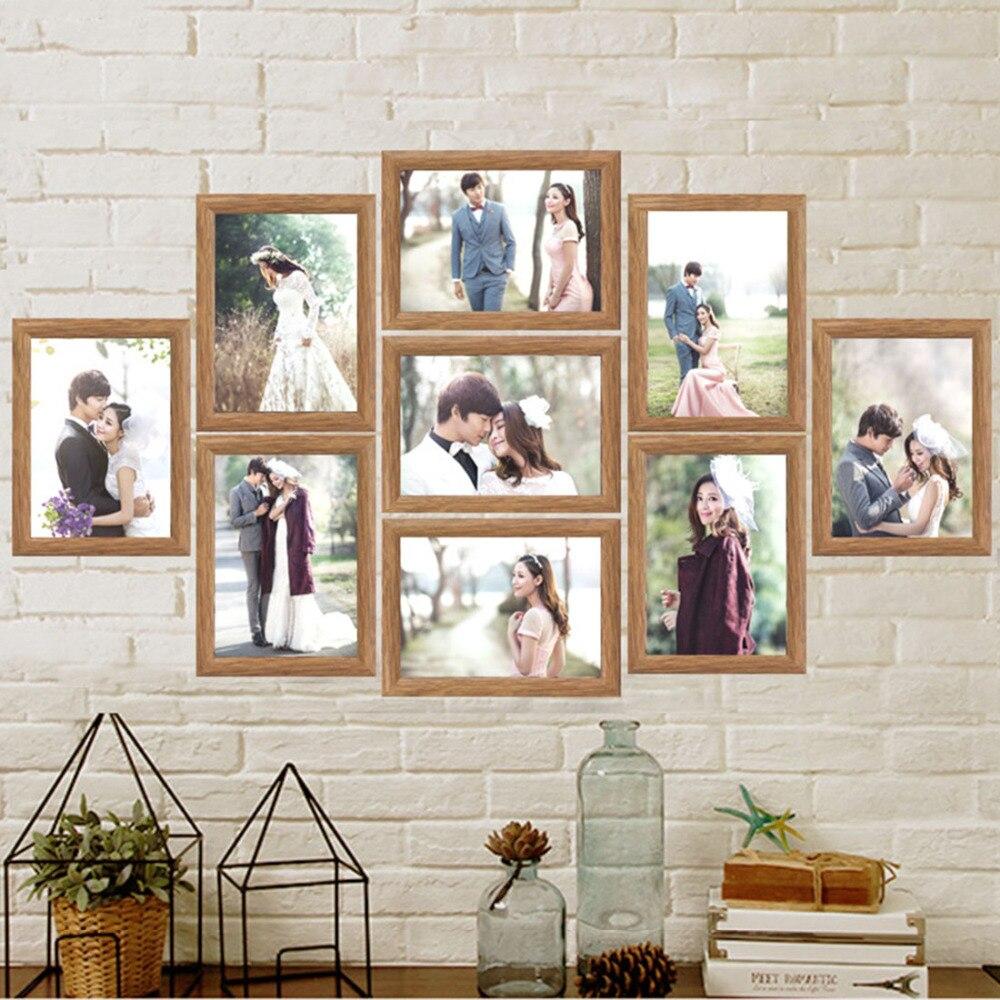 Online-Shop Rahmen Collage Bild Bilderrahmen Set Wandbehang Familie ...
