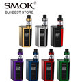 100% Original SMOK GX2/4 TC Vape Kit with 220W/350W Box Mod & TFV8 Big Baby Tank Atomizer Powered by 2/4 18650 Batteries E-cigs