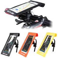 Gub 919 Mtb Bicycle Bags Mountain Bike Handlebar Bag Touch Screen Cycling Frame Accessories For Iphone X 7/8 Plus S8 Note 8 6s