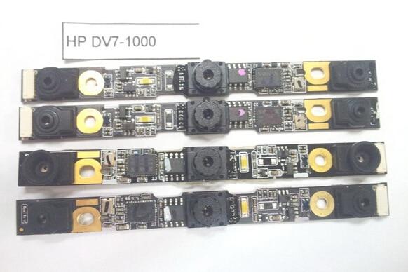 Cámara Webcam Cámara Interna del ordenador portátil para HP DV7-1000 Placa, NÚMERO de PARTE: PK400003400