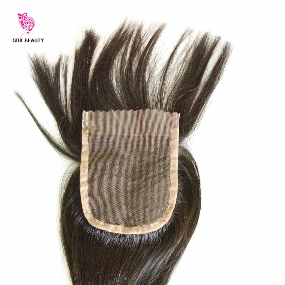 human hair closure
