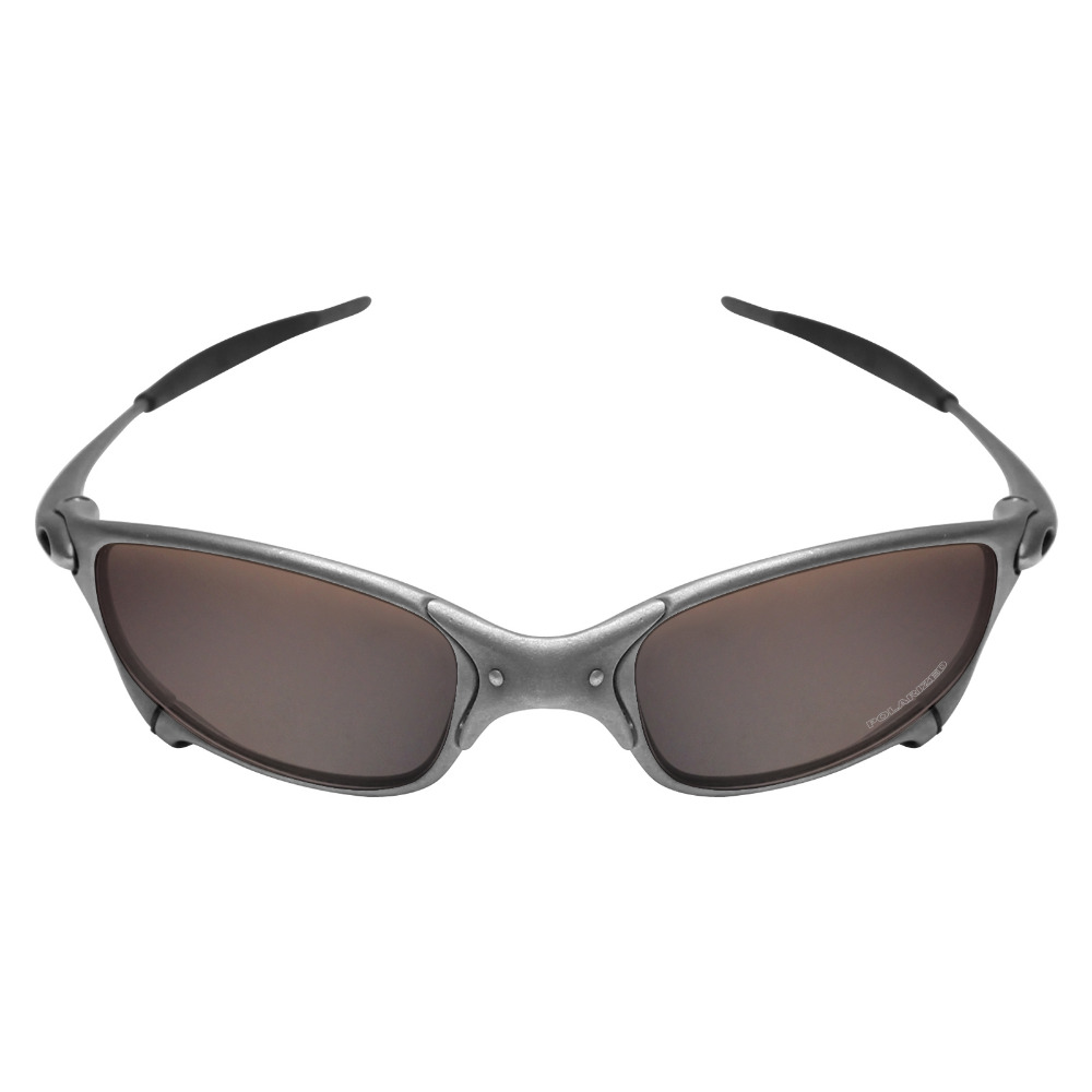58021931bc Mryok+ POLARIZED Resist SeaWater Replacement Lenses for Oakley Juliet X  Metal Sunglasses Bronze Brown-in Accessories from Apparel Accessories on ...