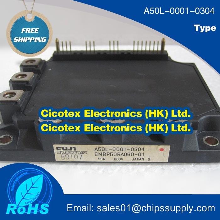 A50L 0001 0304 Module IGBT 6MBP50RA060 01 50A 600V