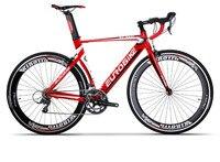 AC0300008New Pattern алюминиевый сплав шоссе велосипед 700C шоссе беговых Гонки спортивных автомобилей 16 Скорость тепло Продам изменение рука