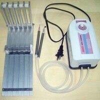 Brand New 1 Set 5 Way SMT SMD Feeder SMT SMD Components For DIY Prototype Pick