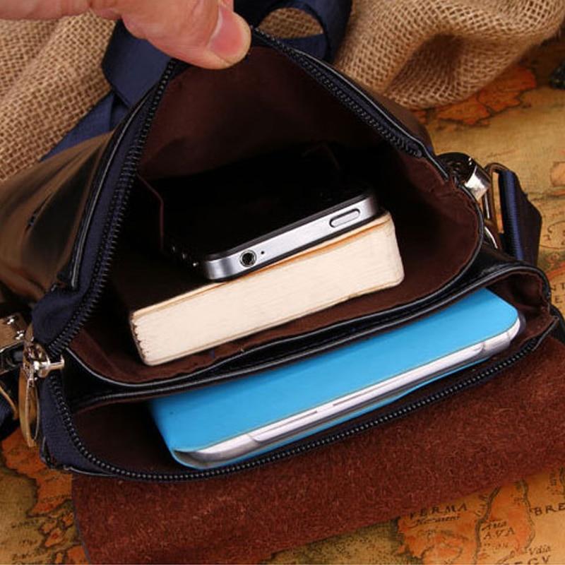 venda quente!! última tendência 2017 Tipo : Men Leather Bag, men Messenger Bags, men Shoulder Bag , polo Bag