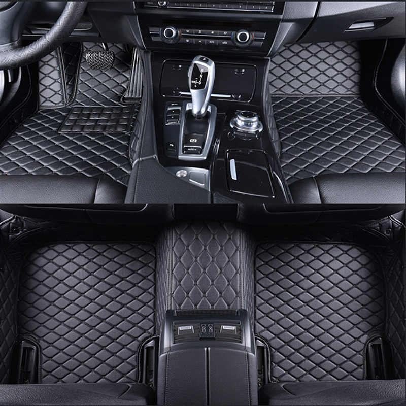 รถสำหรับ Ford Escort Fiesta Mondeo Focus Fiesta EDGE Explorer Taurus S-MAX F150 Everest Mustang CUSTOM accessorie เท้า