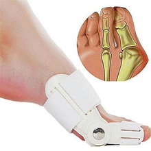 цена на 1 Pcs Professional Bunion Splint Big Toe Straightener Corrector Hallux Valgus Orthopedic Braces Toe Correction Pain Relief Tool