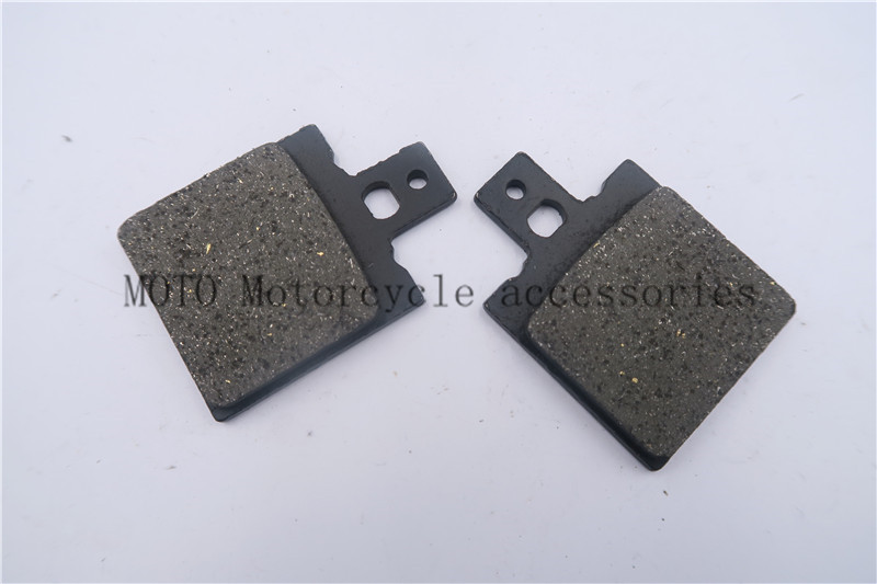 Motorbike Brake Pads For DUCATI Monster 400 ie (Japan) 07-08 Monster S2R 1000 (992cc) 2006-2008 For H P POWER Iron 50 (2T) 10-11