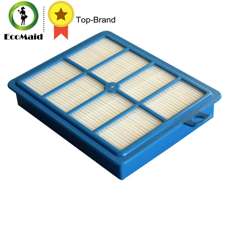 1 pcs Replacement H12 HEPA Filter for Philips Electrolux EFH12W AEF12W FC8031 EL012W hepa h13 Filters vacuum cleaner parts