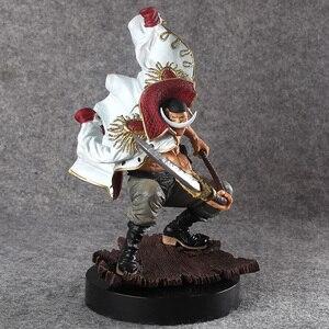 Image 5 - Một Mảnh Hình Hành Động 1/7 Râu Trắng Cướp Biển Edward Newgate Nhựa PVC Dẻo In Hình Onepiece SCultures Thẻ Đội Anime Hình Đồ Chơi Nhật Bản