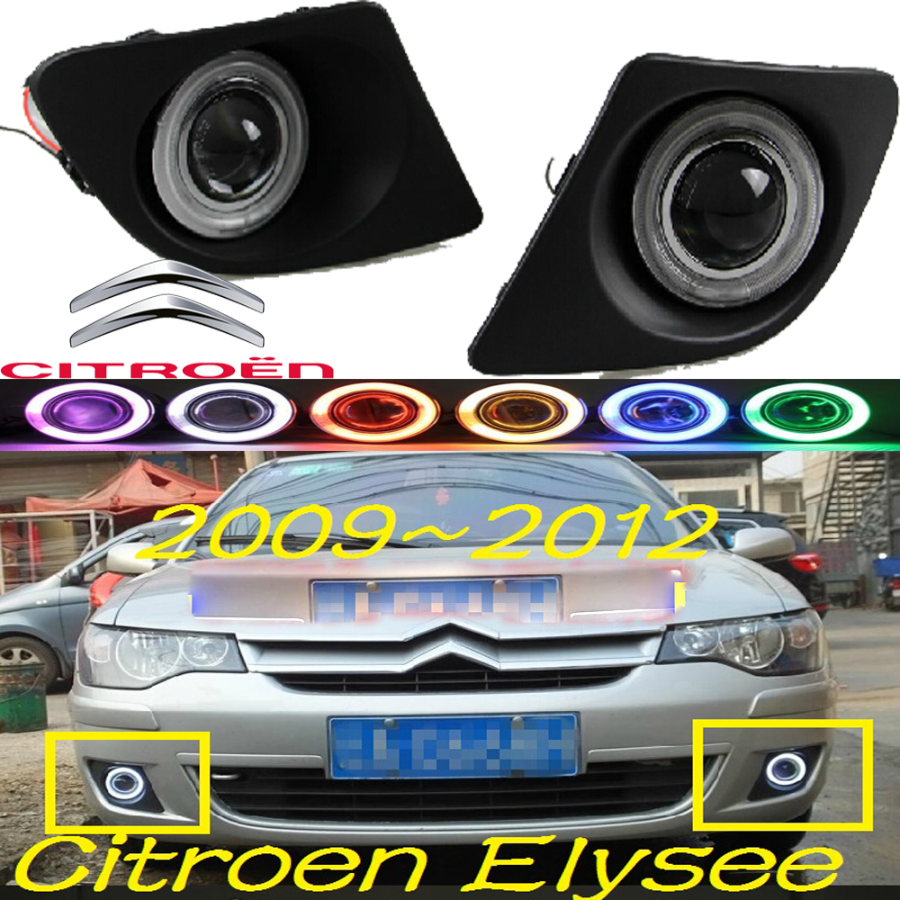 Elysee fog light,2009~2012,Free ship!Elysee daytime light,2ps/set+wire ON/OFF:Halogen/HID XENON+Ballast,Elysee sylphy fog light 2012 2015 free ship sylphy daytime light 2ps set wire on off halogen hid xenon ballast sylphy