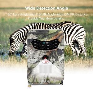 Image 4 - MINI การล่าสัตว์หางกล้อง PR 100 ดิจิตอล IP56 กันน้ำ 26pcs ไฟ LED อินฟราเรด Night Vision กล้องวิดีโอบันทึกวิดีโอ