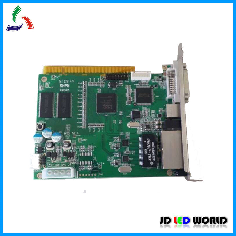 ZDEC M81GCA11 old version M81GCA01 M81 V8 Full Color video LED display screen sending controller card