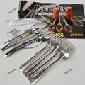 Mani Spoon and Fork  with Gimmick  DVD close up magic magic sets magic tricks magic props magic toys  Free shipping by CAPM