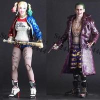 Crazy Toys Movie Suicide Squad Harley Quinn Figure Batman Begins Arkham PVC Action Figures Super Heroes