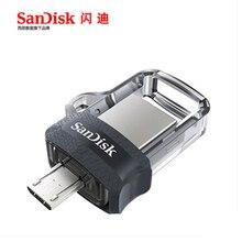 Sandisk 150MB/S PenDrive 32GB 128GB Dual USB Flash Drive 64GB 16GB