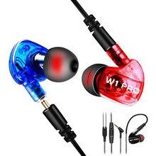 2017 New Sports Headphones Mobile Phone Earphones Fone De Ouvido HIFI Noise Cancelling Bass Headsets Music Stereo Headphones