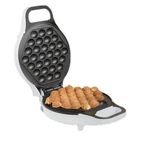 220V Electric Eggettes Maker Non Stick Hongkong Style Egg Waffle Maker Baking Machine For Commercial And