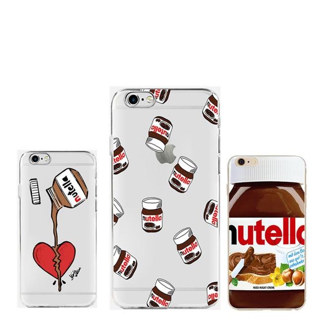 coque iphone 6 nutella