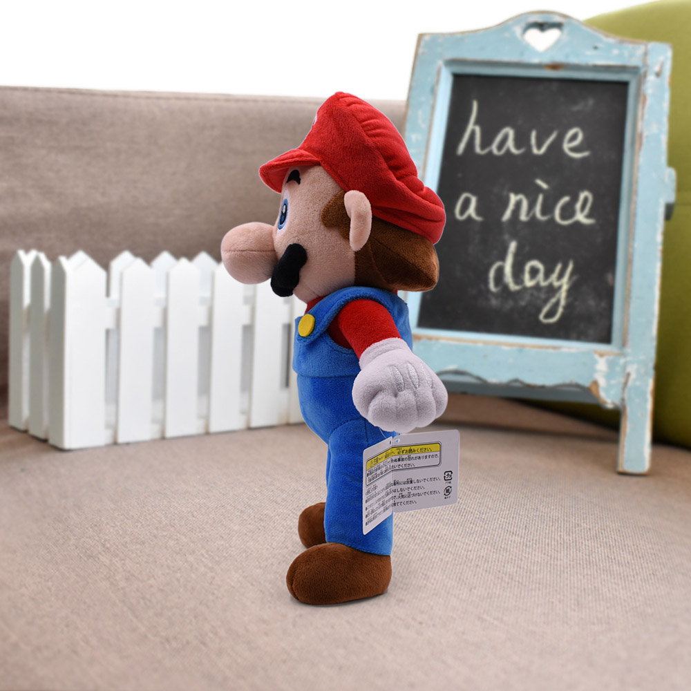 Super Mario Bros Plush Toys Yoshi Goomba Stuffed Animals Soft Toy