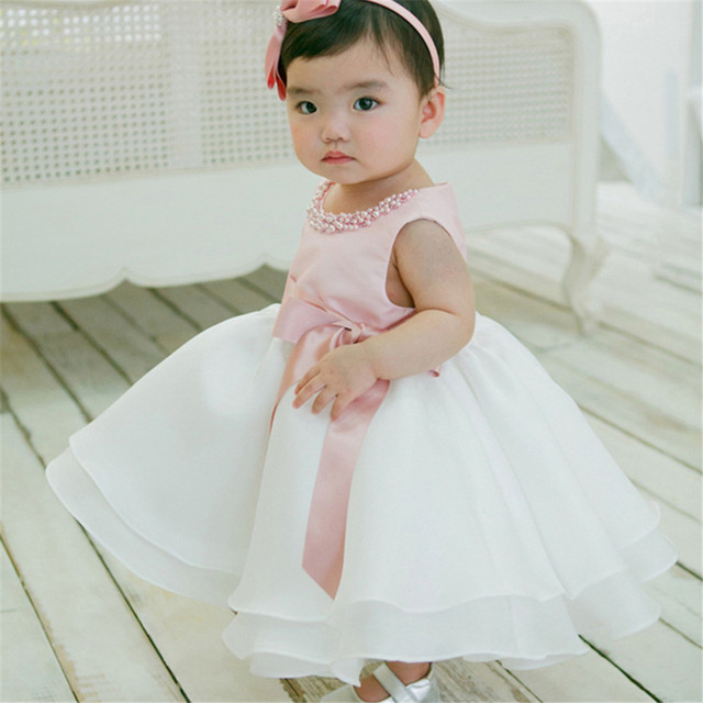 Toddler Girl Princess Dresses 1 Year Birthday Party and Wedding Tutu ...