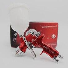 Kostenloser versand spray gun LVMP Hohe qualität England spray gun/farbe spray gun /sprayer gun/luft werkzeuge/für auto gesicht malen