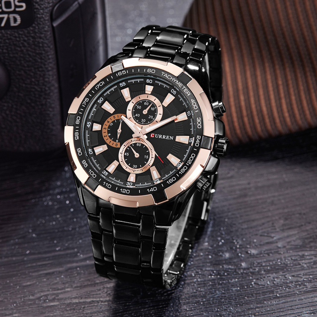 Business Casual Military Wrist Watch 4