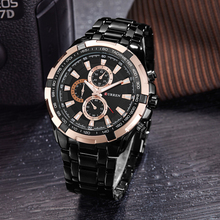 Casual Military Wristwatch Waterproof Relogio