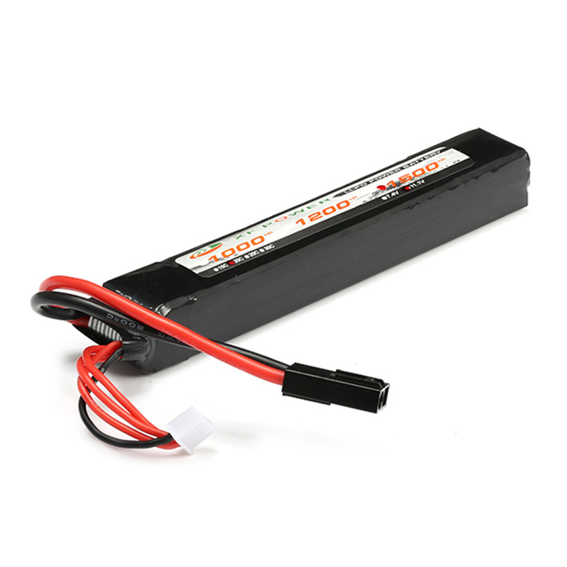 High Quality XF Power 11.1V 1500mAh 20C 3S Lipo Battery Small Tamiya Plug For RC Toys Models
