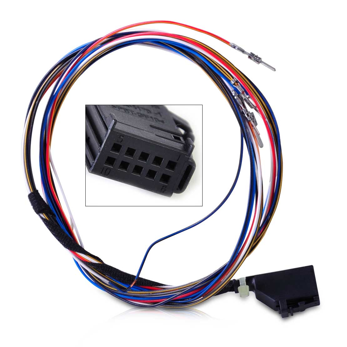 DWCX 1J1970011F GRA Cruise Control System font b Harness b font Cable Wire For font b online get cheap vw mk4 harness aliexpress com alibaba group MK5 Jetta at fashall.co