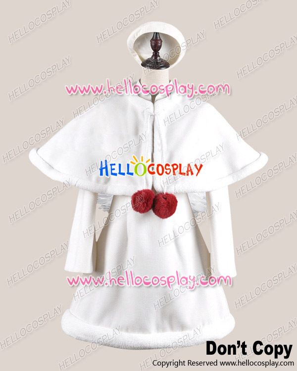 Vocaloid 2 Cosplay Christmas Cake Hatsune Miku 2012 Choir Band Costume H008 image