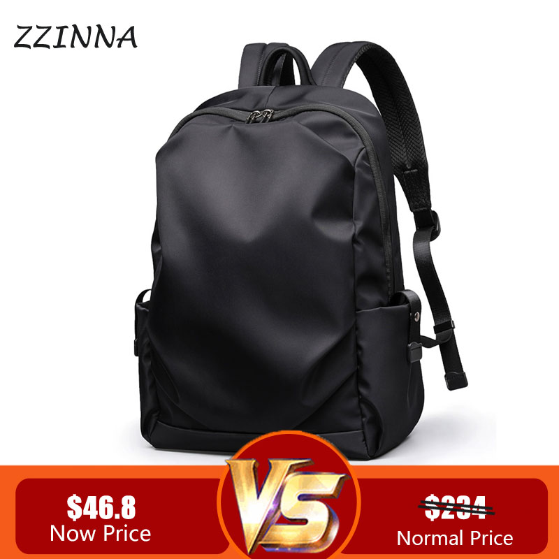 ZZINNA Stylish School Male College Backpack For Men Cuir Sling Back bag  Sumka Luxary Bag Mens Rucksack Fashion Gifts HikeZZINNA Stylish School Male College Backpack For Men Cuir Sling Back bag  Sumka Luxary Bag Mens Rucksack Fashion Gifts Hike