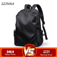 ZZINNA Stylish School Male College Backpack For Men Cuir Sling Back bag  Sumka Luxary Bag Mens Rucksack Fashion Gifts Hike