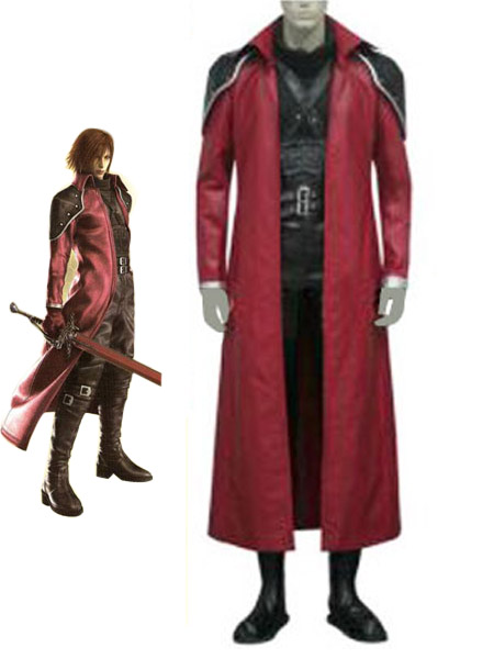 Final Fantasy VII Genesis Rhapsodos Halloween Cosplay Costume-in Game  Costumes from Novelty & Special Use on Aliexpress.com | Alibaba Group