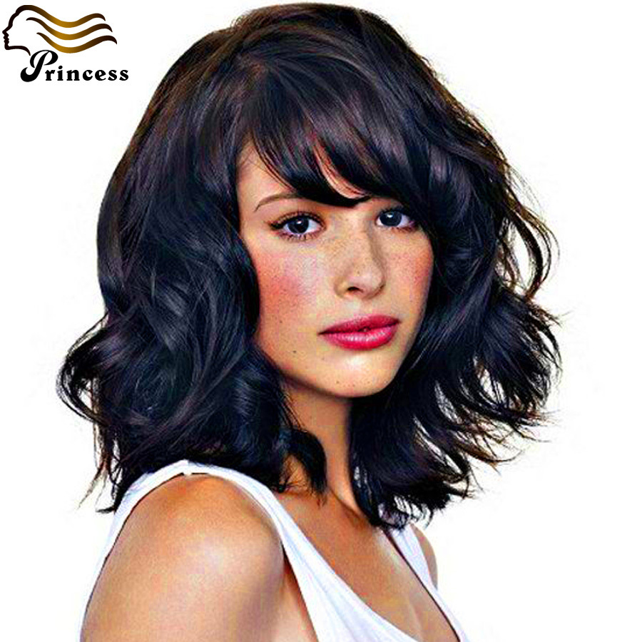 Best Quality Short Full Lace Human Hair Wigs For Black