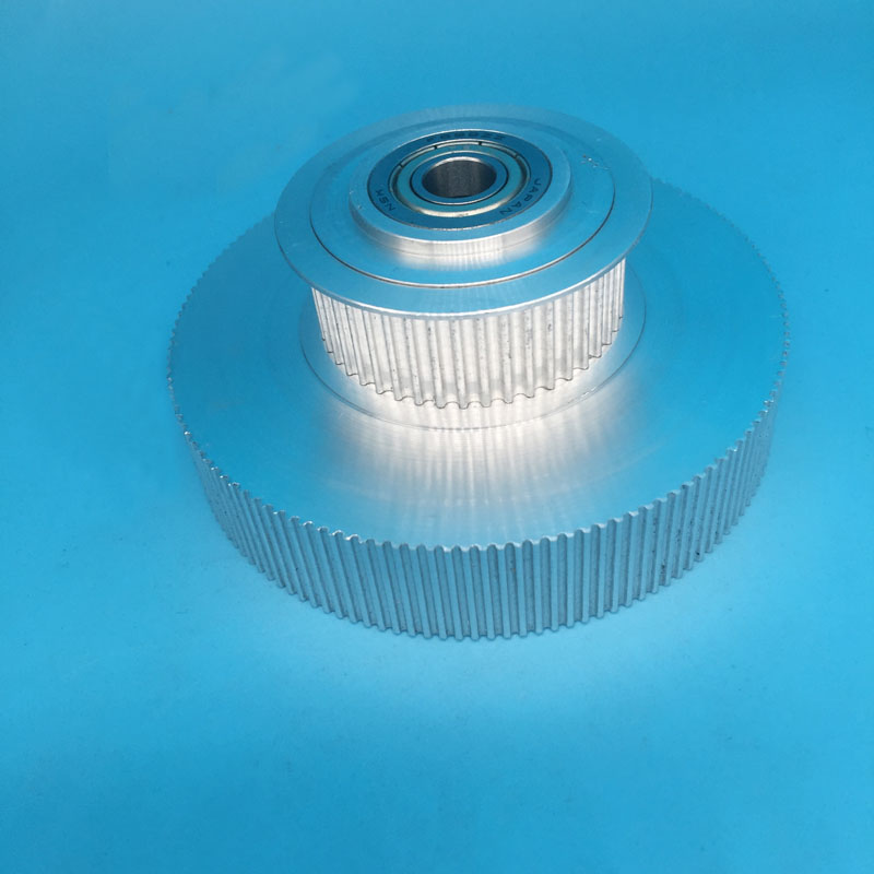 Mimaki Double-decked driving  Pulley for Mimaki JV33/JV5/JV22/JV3 /JV4/TS34/CJV30 motor gear belt tower pulley spare part Mimaki Double-decked driving  Pulley for Mimaki JV33/JV5/JV22/JV3 /JV4/TS34/CJV30 motor gear belt tower pulley spare part