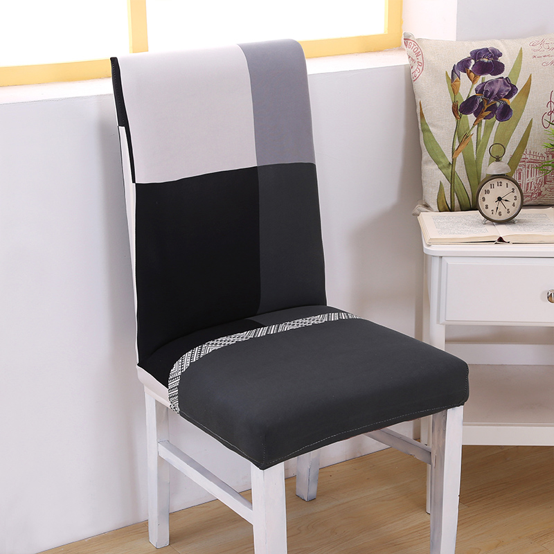 Эластичный плед стульев анти-грязный стул Чехол Прочный для свадьбы стулья для столовой протектор украшения дома мать подарки