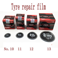 Tire repair products vacuum tire cold film  package vulcanization