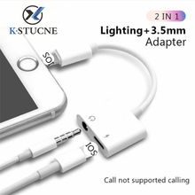 Get more info on the For iPhone 7 8 Plus X XS MAX Audio Adapter For Lighting to 3.5mm Jack AUX Headphone Adapter 2 in 1 Charge Splitter Converter