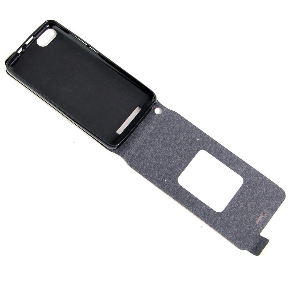 BQ 5020 Case Flip Կաշվե ծածկ `BQ Strike 5020 - Բջջային հեռախոսի պարագաներ և պահեստամասեր - Լուսանկար 5