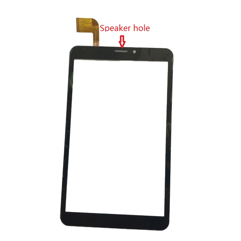 New 8 Tablet For Digma Plane E8.1 3G Touch screen digitizer panel replacement glass Sensor Free Shipping