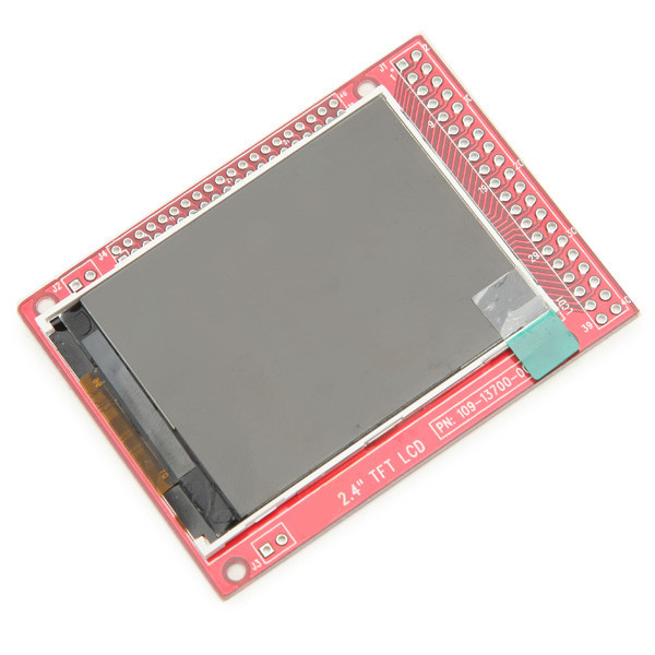 Osciloskop Arduino s obrazovkou 2 - Original Tech 2.4 Inch LCD Display Screen Module For DSO138 Oscilloscope