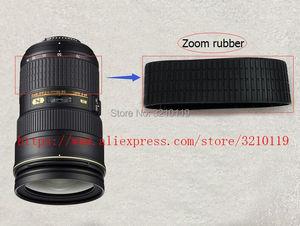 Image 2 - New Original LENS Genuine Zoom + Focus Grip Rubber Ring For Nikon AF S NIKKOR 24 70mm 24 70 mm 1:2.8 G ED Repair Part
