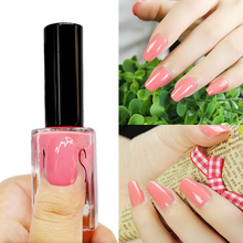 Esmalte de uñas 15 ml Diseño Regular Dulce de Color Rosa Esmalte de uñas esmalte de uñas de gel de Uñas Consejos Decoraciones 8227149