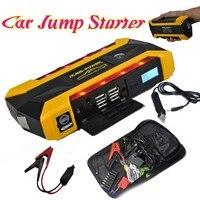 New 2017 Emergency Car Battery Jump Starter Booster Power Bank Peak Current Multi Function Mini Car